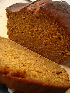 Maple Sweet Potato Cake. The crumb looks incredibly light and moist!