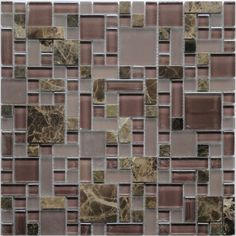 9 best purple kitchen backsplash glass mosaic tile images glass rh pinterest com