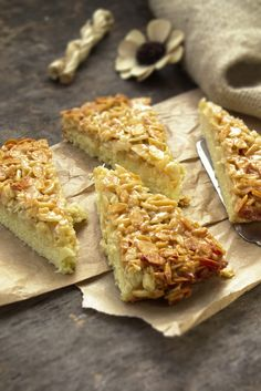 Tarte de amêndoa | Almond tart