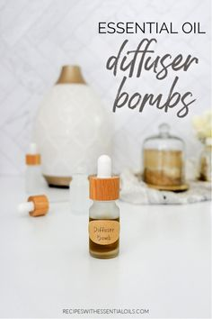 Diffuser bombs make it so easy to enjoy the blends you love, without the added time of mixing and blending oils. Here are 11 Diffuser Bomb Recipes to Try. #diffuserbomb #essentialoildiffuserbomb #essentialoilrecipes #younglivingrecipes