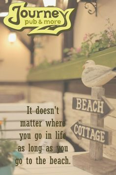 It doesn't matter as long as you go to the beach.
