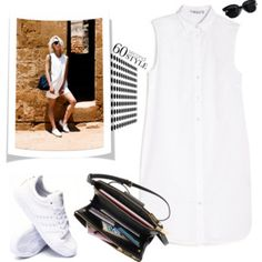 white dress redo