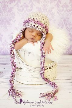Newborn Crochet Hats Crochet Baby Hat Baby Hats by knoodleknits, | http://lovely-newborn-photos.lemoncoin.org