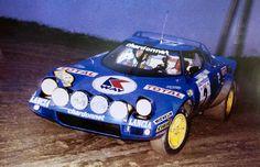 Lancia Stratos Darniche Mahe Antibes 1978