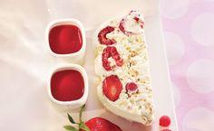 Cookin de Guy Demarle | Aussi bon en été qu'en hiver, idéal pour un dessert de fête. En alliant le croquant de la nougatine, à l'acidité des fruits rouges et à la douceur du miel, le nougat glacé séduira toutes les bouches.