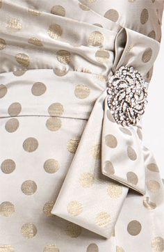 spots and sparkles? yes, please!