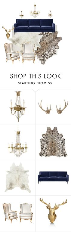 """""""LUSH wild"""" by shellygregory ❤ liked on Polyvore featuring interior, interiors, interior design, home, home decor, interior decorating, Ethan Allen, Pottery Barn, Zara Home and DwellStudio"""