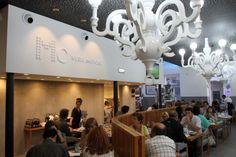 O restaurante O Museu do Choco, em Setúbal, inaugurado no final de agosto de 2013, apresenta, como o nome indica, uma ementa com diversos pratos exclusivamente à base de choco, complementados por uma vasta gama de sabores e de ingredientes frescos.