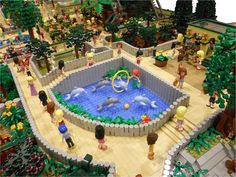 LEGO Friends: Animal Park | Flickr - Photo Sharing!