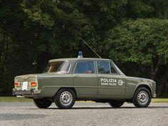 Of Course You Need An Alfa Romeo Giula Super Cop Car - Petrolicious