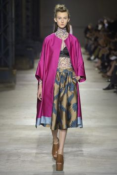 Dries Van Noten RTW Spring 2016 [Photo: Giovanni Giannoni]
