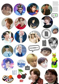 Most recent No Cost Printable Stickers nct Concepts One of many (many) joys in the net is usually printables. I am being type of crazy, however it is so Stickers Printable, Pop Stickers, Wallpaper Stickers, Tumblr Stickers, Logo Sticker, Sticker Design, Kpop Logos, Kpop Phone Cases, Kpop Diy