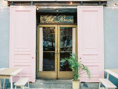 Sel Rose - LES Wine Bar/ $1 oyster happy hour  1 Delancey