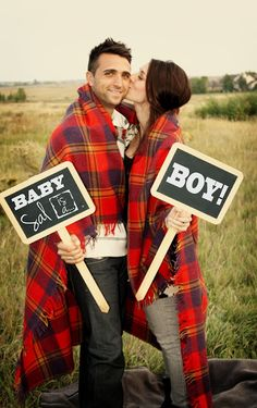 Baby announcement :))