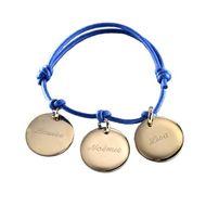 Bracelet Petits Trésors (plaqué or) - Petits Trésors