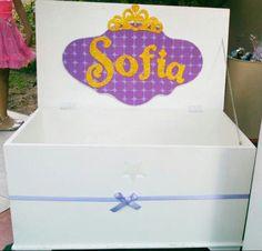 Letrero Princess Sofia