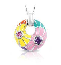 Dandelion Multi Pendant by Belle Étoile