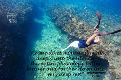 Diving by The Ishaya Foundation