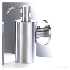 All Mod - ZACK Bathroom Accessories Mobilo Liquid Soap Dispensers  stainless steel - $90.60
