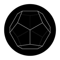 dodecahedron / D Sheffield <3