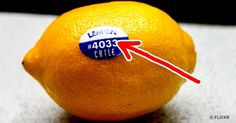I Was Shocked When I Discovered the Meaning of Fruit Stickers. I Thought It Was an Irrelevant Detail.