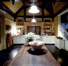 all hail the practical magic kitchen