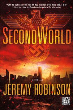 Second World  Jeremy Robinson
