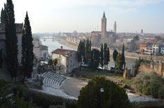 Intenso itinerario per visitare Verona in 8 tappe