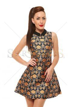 Gallant Design Black Dress