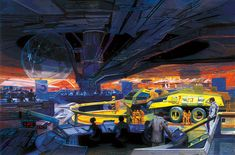 Syd Mead - Grand Master EXPOSE 6 | CGSociety
