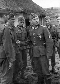 LEON Degrelle corps Belge SS.