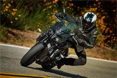 2017 Yamaha FZ-10 Sport Motorcycle - Model Home