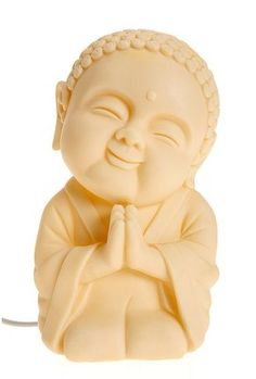 This Buddha Happiness lamp may be the perfect size for a nightlight *yesh, I'm afraid of the dark* @Ashley Urban outfitters