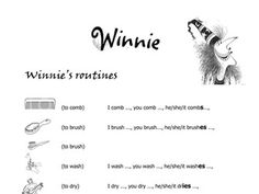 Daily Routines - Winnie the Witch -