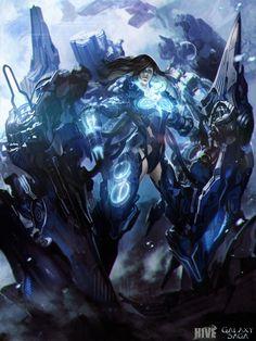 Artist: Skan Srisuwan aka FIDUCIOSE-SS - Title: Hero's Balthier adv - Card: Disnomia, Fate Warper (Discord)