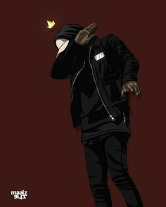 """Stream [FREE] Drake x 21 Savage Type Beat 2018 - """"Streets"""" HipHop/Rap Instrumental 2018 by KelliyonBeats from desktop or your mobile device Arte Dope, Dope Art, Swag Cartoon, Dope Cartoon Art, Trill Art, Dope Cartoons, Supreme Wallpaper, Dope Wallpapers, Hypebeast Wallpaper"""