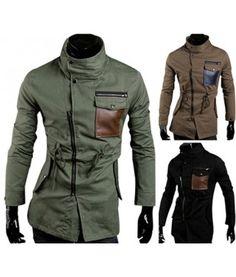 """Apostolic Clothing """"Angola"""" jacket"""