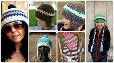 Playin' Hooky Designs: crochet