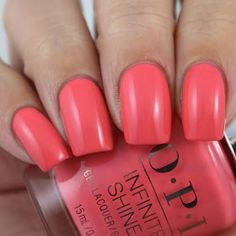 OPI Time For A Napa swatched by Olivia Jade Nails