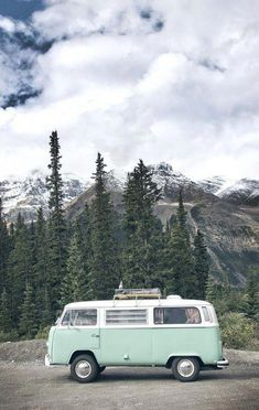 Need this van VW Bus in the mountains of Alberta, Canada. Shot by Crux Creative… Need this van VW Bus in the mountains of Alberta, Canada. Shot by Crux Creative. - Create Your Own Van Van Life, Adventure Awaits, Adventure Travel, Beach Adventure, Nature Adventure, Wolkswagen Van, Travel Aesthetic, Adventure Aesthetic, Belle Photo