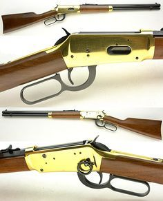 30-30 lever action rifle | ... WINCHESTER MODEL 94 -- CARBINE CENTENNIAL '66 30-30 LEVER ACTION RIFLE
