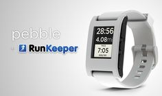 Leave your device in your armband or pocket, thanks to Pebble's RunKeeper integration. See and do everything you need to track your run or workout, right from Pebble.