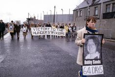 These Pictures Show What Life Looked Like During The Troubles Bobby Sands, Northern Ireland Troubles, What Is Life About, Belfast, Oppression, Picture Show, Victorious, History, Pictures