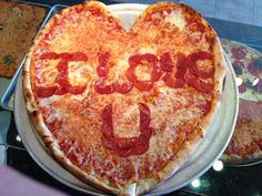 Are you looking to send your loved one a heart-shaped pizza for Valentine's Day?  This growing list has all the hot spots to get one this year!