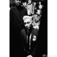 Updated!: T.O.P @ Dior Homme Fashion Show (160123) [PHOTO/VIDEO] - bigbangupdates