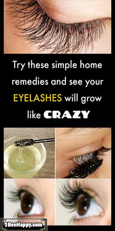 Top 5 home remedies to get beautiful long eyelashes, Top 5 Hausmittel, um schöne lange Wimpern zu bekommen, Top 5 home remedies to get beautiful long eyelashes get - Beauty Photography, Beauty Hacks That Actually Work, Anti Aging, Beauty Tips For Face, Beauty Advice, Beauty Ideas, Beauty Secrets, Diy Beauty, Beauty Products