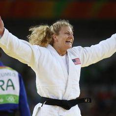 Kayla Harrison Repeats as Olympic Judo Gold Medalist #Sports  Kayla Harrison Repeats as Olympic Judo Gold Medalist She defeated France's Audrey Tcheumeo