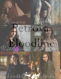 Petrova bloodline.
