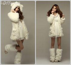 New Style Fleece női `s téli kabát Felsőruházat kabátok