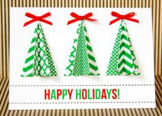 Season's Greetings: Spread Cheer with DIY Christmas Cards | Shecky's